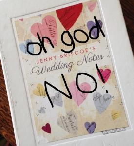 wedding quagmire
